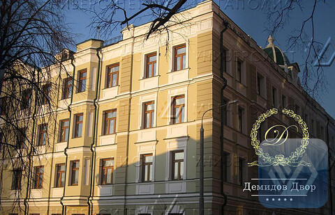 Сдам офис 4000 кв.м, бизнес-центр класса A «Демидов двор» - Фото 1
