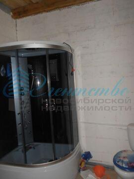 Продажа дома, Новосибирск, м. Золотая нива, Ул. Зеленодолинская - Фото 5