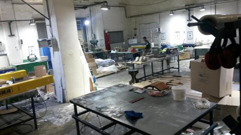 Сдам помещение склад/производство 591 кв.м - Фото 2