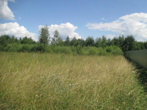 Участок, Дмитровское ш, Ярославское ш, 52 км от МКАД, Новинки д. . - Фото 5