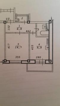 Продам 1-комн. квартиру 36.4 м2, м.Заельцовская, Купить квартиру в Новосибирске по недорогой цене, ID объекта - 321768632 - Фото 1