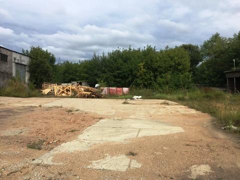 Продается одноэтажное бетонное здание 1300 кв.м. участок 55 соток. - Фото 5