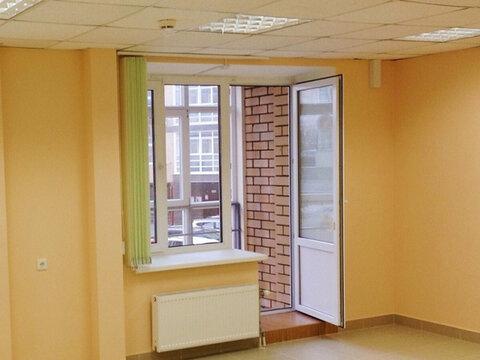 Сдаётся офис 55,6 кв.м. в Нижегородском районе на ул. Белинского. - Фото 1