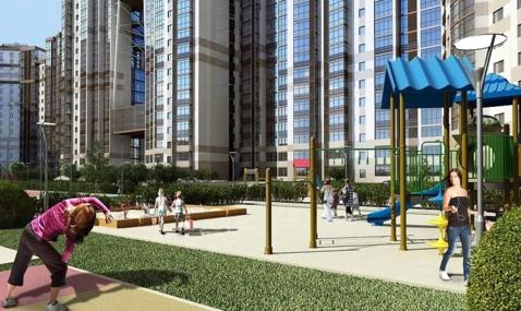 ЖК столичный чистопольская 88 продажа трехкомнатной квартиры метро - Фото 3