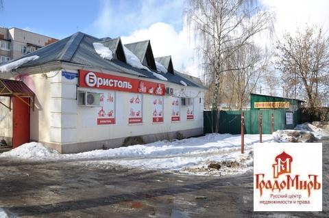 Продается торговое помещение, Кимры г, 224м2 - Фото 1