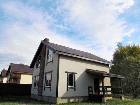 Продаётся новый коттедж 158 кв.м в пос. Подосинки - 35 км от МКАД - Фото 2