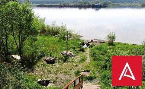 Участок 17 соток д. Абрамово, Кимрский район, 2-я линия Волги - Фото 5