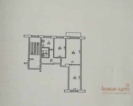 Продажа квартиры, Калуга, Ул. Вишневского - Фото 3