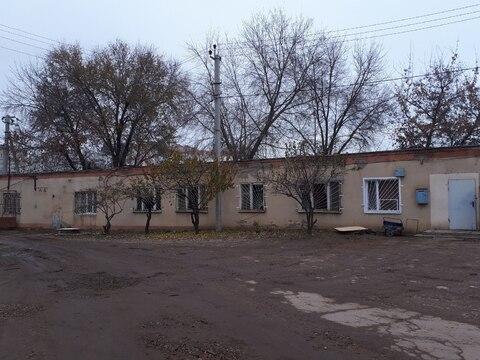 Продается земельный участок с производственным пмещением - Фото 1