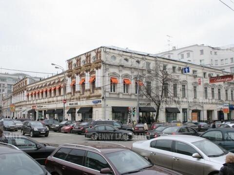 Продается офис в 9 мин. пешком от м. Кузнецкий мост - Фото 1