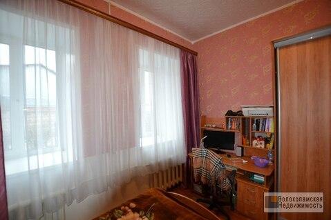 Трехкомнатная квартира, в городе Волоколамск, по адресу: ул.Фабричная - Фото 2