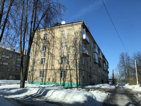 1-комн.кв. общ.пл. 32 кв.м. г.Краснозаводск - Фото 1