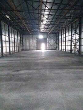 Холодный склад 550 кв.м