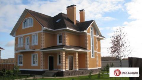 Дом у леса 370 м.кв все коммуникации в доме, хорошее окружение - Фото 1