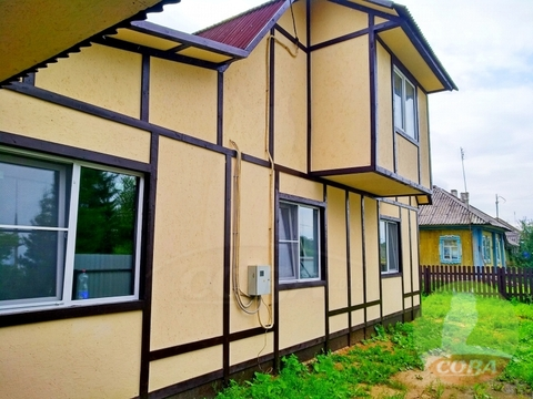 Продажа дома, Юшала, Тугулымский район - Фото 2