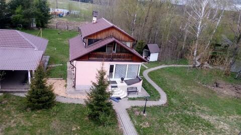 Усадьба на участке 1 Га S=500 м2 по Дмитровскому ш. 22 км. - Фото 4