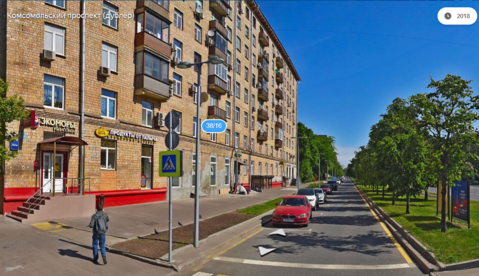 Продается 4-х комн. квартира: г. Москва, Комсомольский, пр. д.38/16 - Фото 1