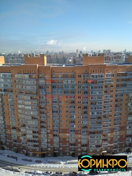 3-комн. квартира 90 м на 23 этаже 23-этажного - Фото 1