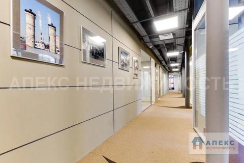 Аренда офиса 1295 м2 м. Парк культуры в бизнес-центре класса А в . - Фото 3