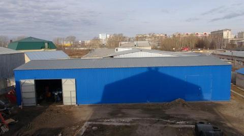 Торгово - складской комплекс в Барнауле - Фото 5