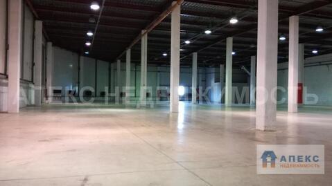 Аренда помещения пл. 1590 м2 под склад, , офис и склад Мытищи . - Фото 1
