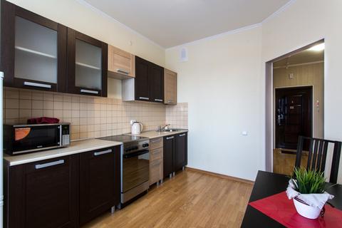 Сдаются 1-комнатные апартаменты в долгосрочную аренду в центре горо. - Фото 4