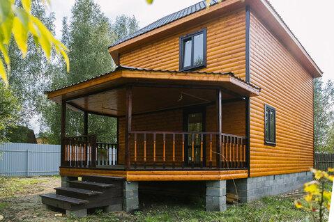 Новый зимний дом у реки Векса, рядом озеро Плещеево - Фото 1