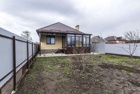 Продается дом г Краснодар, ст-ца Старокорсунская, ул Степная, д 32 - Фото 1