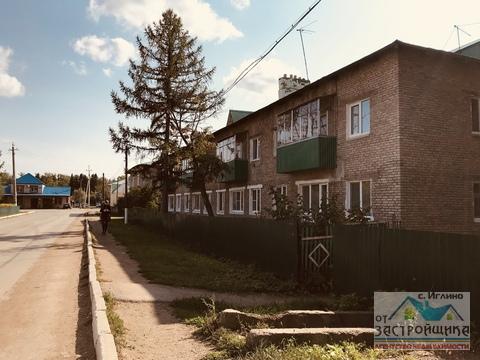 Объявление №48352589: Продаю 1 комн. квартиру. Иглино, ул. Свердлова, 12,