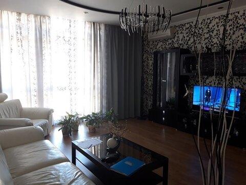 Шикарная 3-х комнатная квартира, уютная, с евро-ремонтом, с мебелью - Фото 2