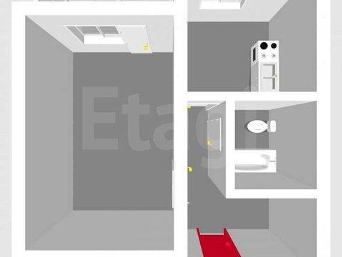 Продажа однокомнатной квартиры на улице Худайбердина, 122 в ., Купить квартиру в Стерлитамаке по недорогой цене, ID объекта - 320177712 - Фото 1