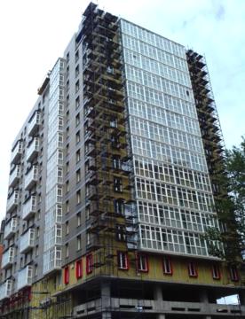 Большая трехкомнатная квартира в новом жилом комплексе! - Фото 5