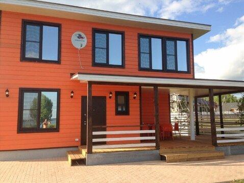 Двухэтажный коттедж с сауной вблизи дер. Ванино поле - Фото 1