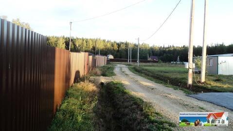 Новая дача в поселке, 11 соток земли Московская область, Можайский рай - Фото 4