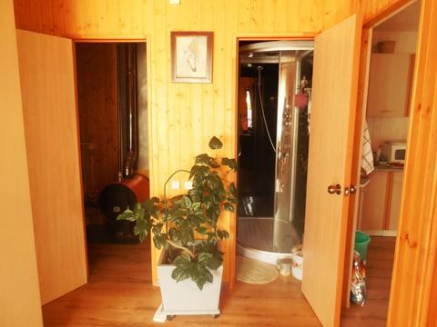 Дача 110 кв.м (брус) с мебелью. Земельный участок 6 соток. - Фото 5