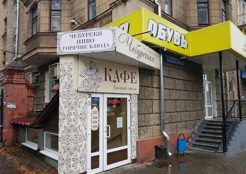 Продается торговая площадь г Тула, пр-кт Ленина, д 62/7 - Фото 2