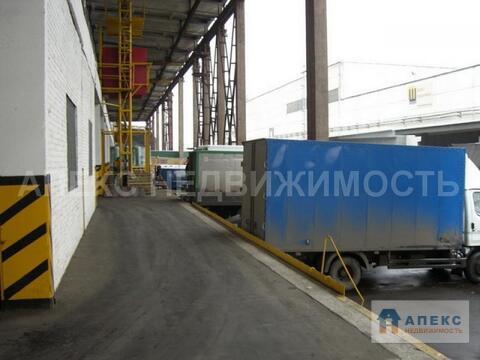 Аренда склада пл. 646 м2 м. Волгоградский проспект в складском . - Фото 5