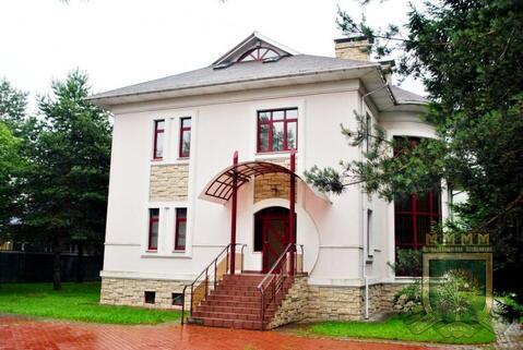 Дом с собственным причалом