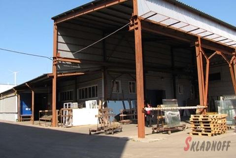 Аренда склада и производства в Томилино - Фото 4