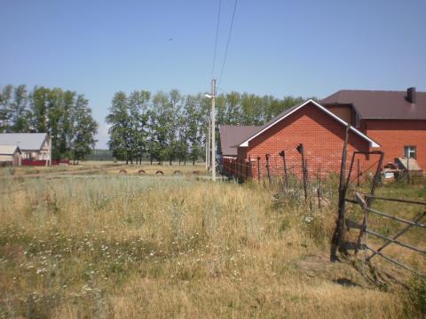 Продается земельный участок в с. Николаевка Кармаскалинского района - Фото 1