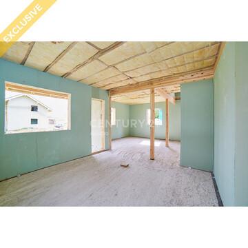 Продажа дома 120 м кв. на участке 10 соток в д. Бесовец, Речное-2 - Фото 3