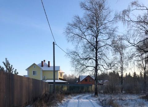 Отличный участок 14 соток в деревне Назимиха Щелковского района - Фото 2