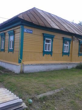 Продажа 1/2 части дома в Серпухове - Фото 1