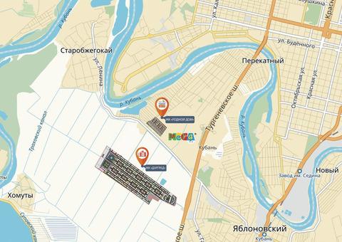 Продажа квартиры, Краснодар, Ул.Тургеневское шоссе 33\1 - Фото 4