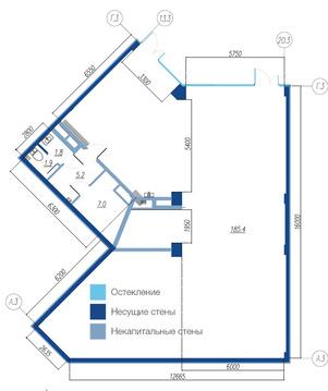 Аренда торгового помещения, м. Старая деревня, Ул. Яхтенная - Фото 2