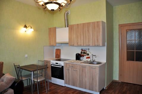 Сдаю отличную студию в новом доме с хорошим ремонтом в Мытищах - Фото 3