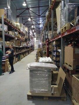Производственное помещение 1100 кв.м,1 мвт. - Фото 1
