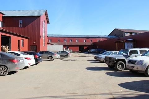 Складской комплекс 16500 м2 в Лобне - Фото 2