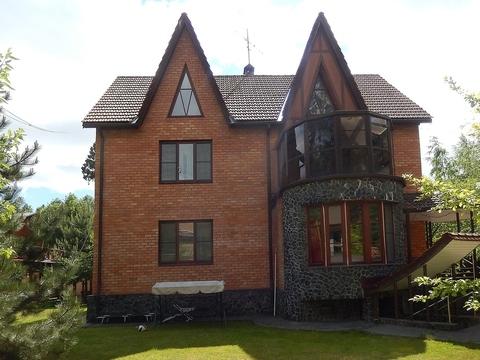 Дом, Калужское ш, 20 км от МКАД, Троицк. Калужское шоссе, 20 км от . - Фото 1