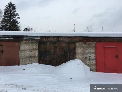 Продажа гаража, Солнечногорский район - Фото 1